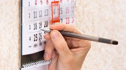 Aan het aftellen naar een volgende vakantie of benieuwd naar verlengde weekends? Een overzicht voor het nieuwe schooljaar