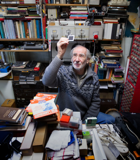 Wim Langenhoff (1943 - 2018) uit Eindhoven: creatieve pionier met humor