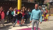 Landen vraagt aandacht voor de internationale Dag tegen Holebi-en Transfobie met de 'gaybrapaden'