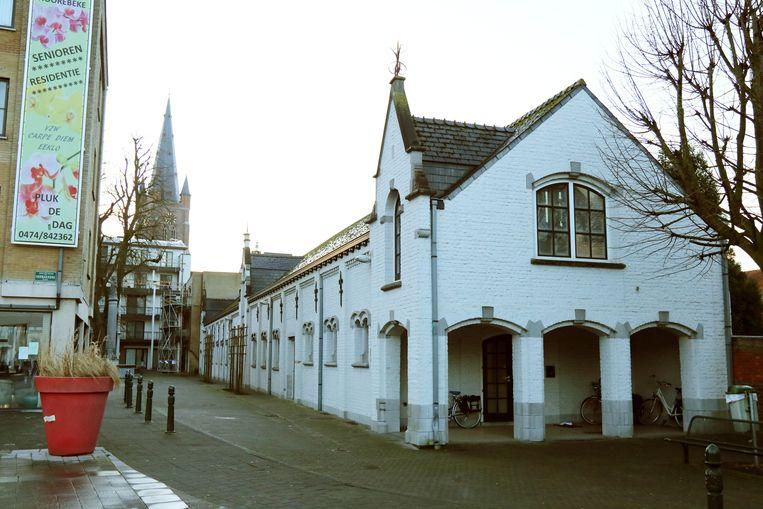 Eeklo zicht op jenevermuseum