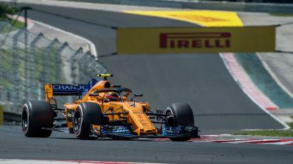 """Stoffel Vandoorne over nieuwe chassis van zijn McLaren: """"Tweede kwalificatiesessie moet kunnen. En dan de derde en beslissende? Hmm. Afwachten."""""""