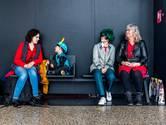 Jolanda ging met dochter Larissa naar Comic Con: 'Ik zag haar en dacht: wat is ze mooi!'