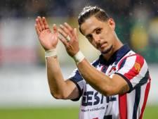 Vertrek Fran Sol nadert: aanvaller ontbreekt op training Willem II