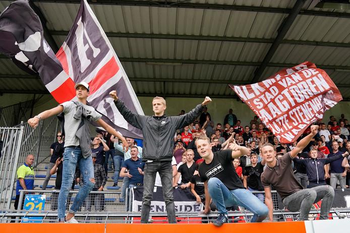 AZ-supporters.