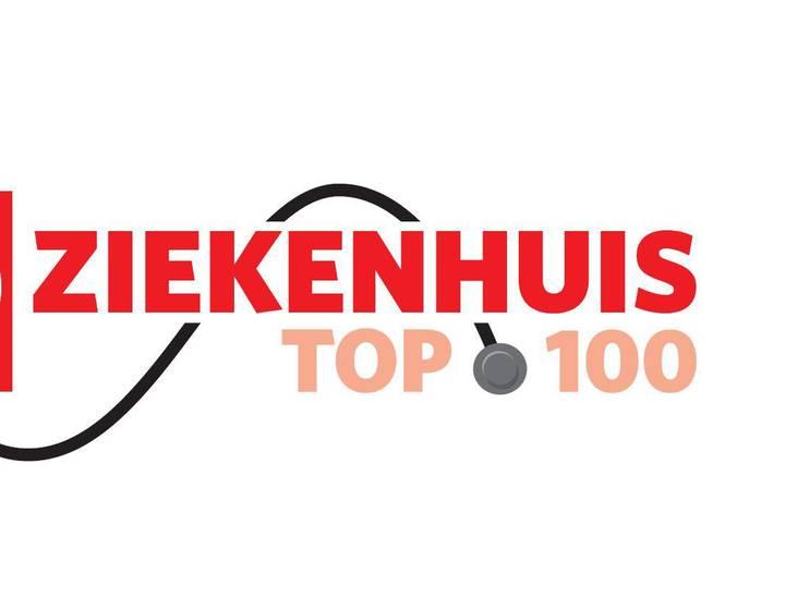 Bekijk hier de AD Ziekenhuis Top 100 van 2016