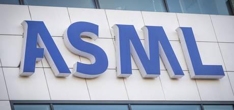 Omzet ASML al boven de negen miljard