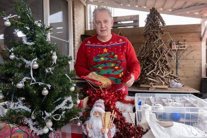 """Maurice Hartman: ,,Te arm om kerst te vieren, dat breekt je hart."""""""