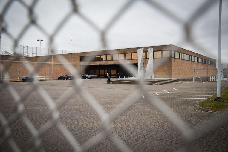 De gevangenis van Brugge.