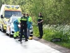 Man gewond na val van fiets in Woerden