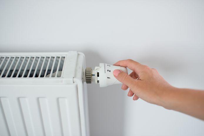 De verwarming gaat aan, wat gaat dat kosten?
