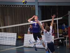 Volleybal: Vocasa stunt tegen ongenaakbaar Sliedrecht Sport