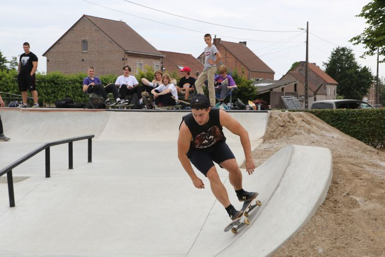 glabbeek-skatepark