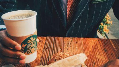 Starbucks deelt morgen gratis koffie uit in Antwerpen-Centraal
