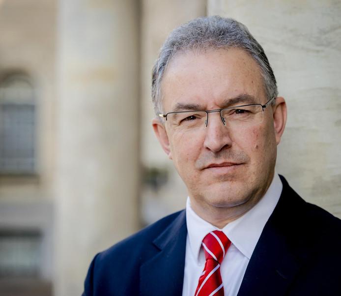 De Rotterdamse burgemeester Ahmed Aboutaleb.