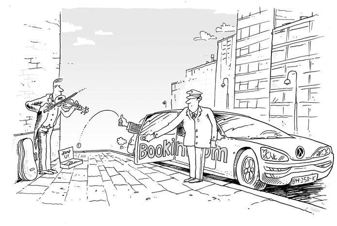Cultuur in Coronatijd: de winnende cartoon van de Inktspotbattle