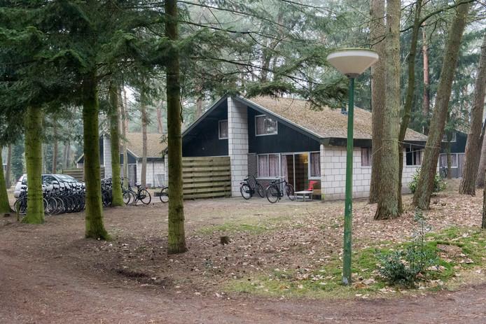 Vakantiepark Dennenhoek in Hierden.