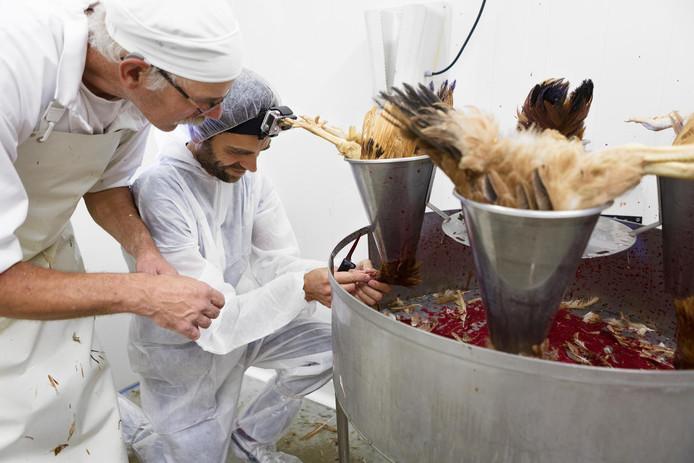 Hoe is het om alleen dieren te eten die je eerst zelf vangt en doodt? Drie Amsterdammers namen de proef op de som. 'Het is goed om op onderzoek te gaan.'