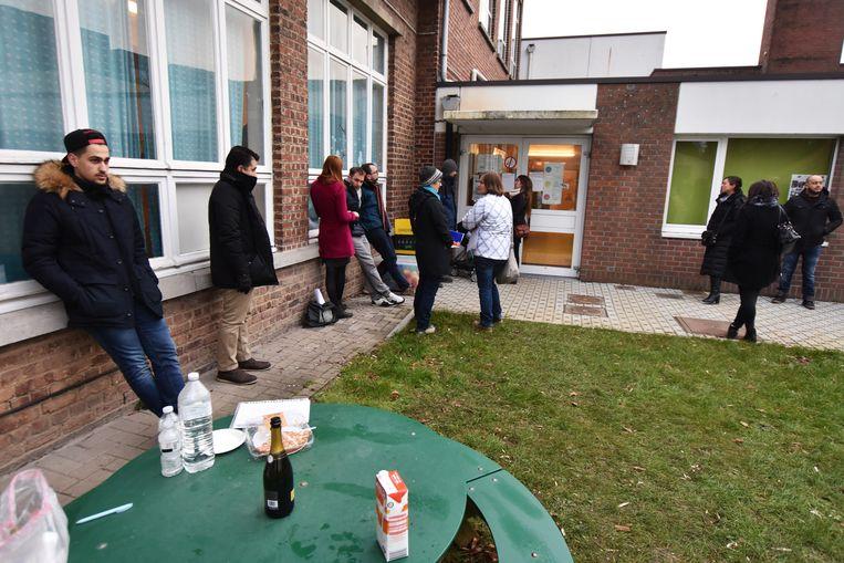 In Sint-Lambertus logeerden 3 ouders maar liefst 6 dagen.