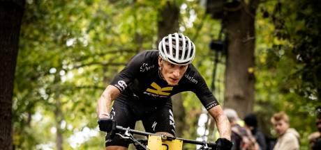 Mountainbiker Van Eck sluit extreem kort seizoen met goed gevoel af