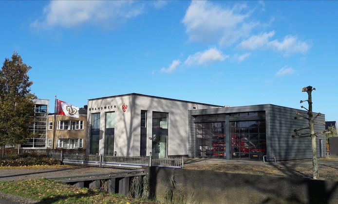 De brandweerkazerne in Brakel is sinds enkele jaren eigendom van de Veiligheidsregio Gelderland-Zuid