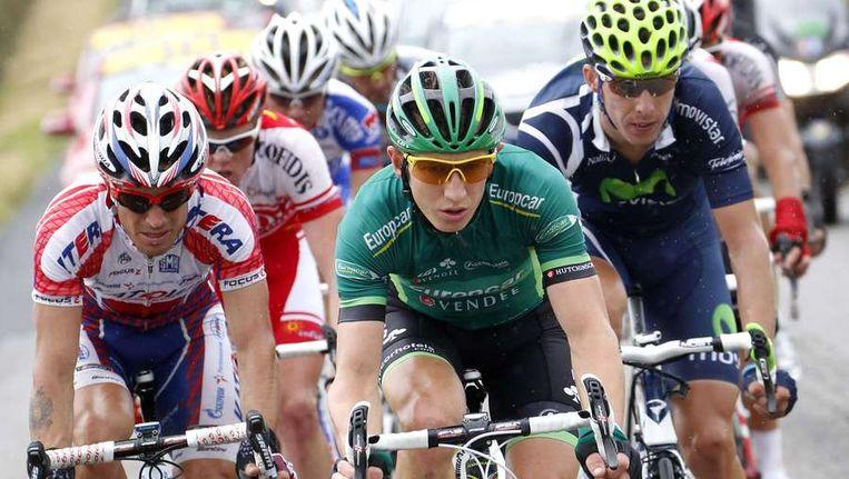 Tour de France. Beeld null