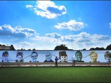 Portretten van Mirso Bajramovic gratis af te halen in Gennep