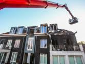 Deels uitgebrand complex in Liessel trekt veel bekijks