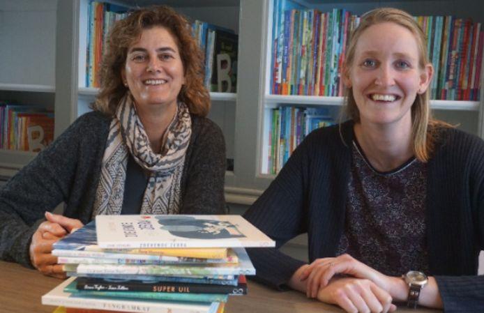 Els van Dijck en Anke van Boxmeer