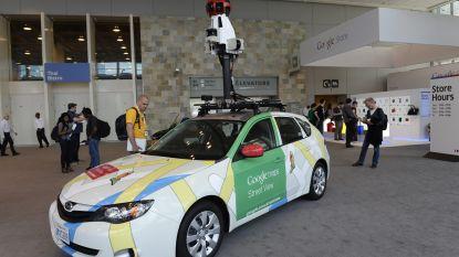 Google Street View wagens rijden nog tot oktober opnieuw door België