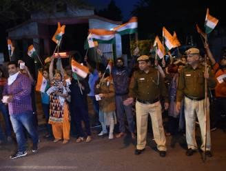 India executeert vier mannen voor groepsverkrachting studente in bus