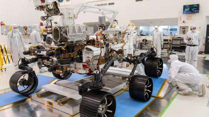 Volgende robotjeep die naar Mars gestuurd wordt, heeft een naam: 'Perseverance'
