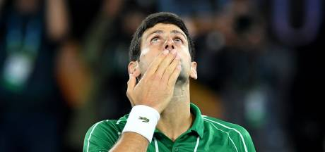 Un deuxième test au coronavirus négatif pour Djokovic