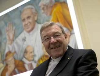 Australische Kerk gaat achter kardinaal Pell staan na aanklacht