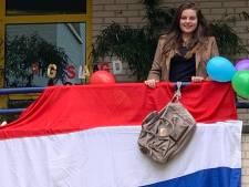 Hersenbloeding krijgt Femke (15) niet klein: ze haalt 'gewoon' haar mavodiploma