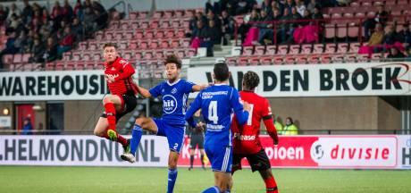 LIVE | Helmond Sport op achterstand tegen effectief RKC