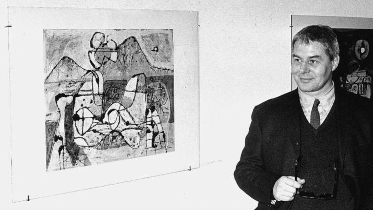 Lucebert in 1969. © ANP Beeld