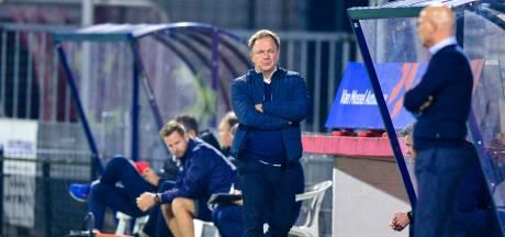 De Graafschap-trainer Snoei: 'Tegen ons moet je als tegenstander 95 minuten opletten'