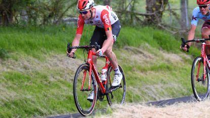 """LIVE VUELTA. Belg trekt ten aanval in heuvelachtige rit, Jakobsen: """"Dit is geen etappe voor sprinters"""""""