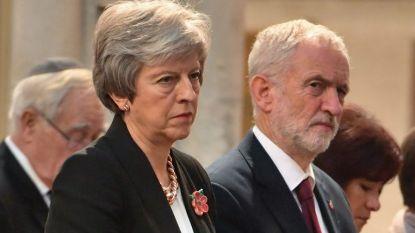 May ploetert voort: gesprekken met Jeremy Corbyn stukgelopen