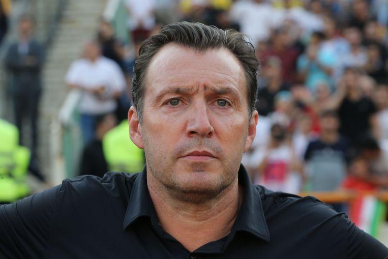 Marc  Wilmots.