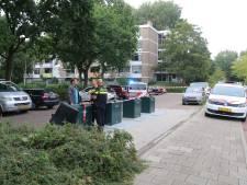 Overleden persoon aangetroffen in auto aan de Oude Haagweg