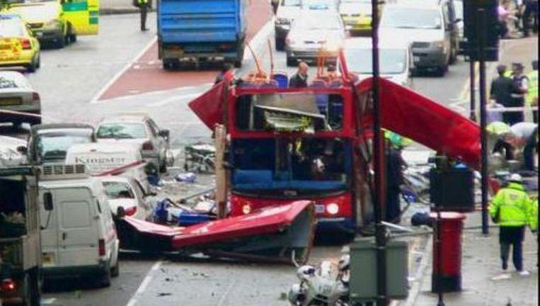 Londen op 7 juli 2005: het doelwit van terroristen