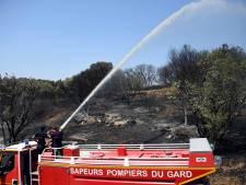Nederlanders tussen natuurbranden op Franse campings: 'We hebben geluk gehad'