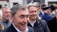 """Merckx: """"Mijn hoed af voor de prestatie van Campenaerts"""""""