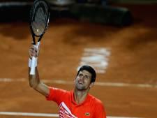 Djokovic overleeft matchpoints tegen Del Potro