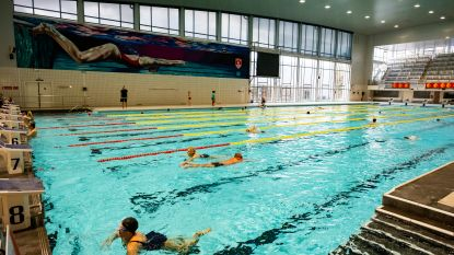 Antwerpse zwembaden heropenen op 1 juli: reserveren verplicht (behalve in Boekenberg)