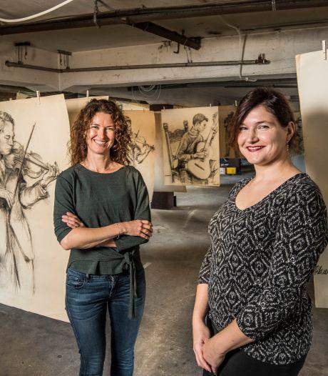 Feesten met Freddy Heineken, tekeningen van het Concertgebouworkest: bijzondere erfenis duikt op in Hengelo