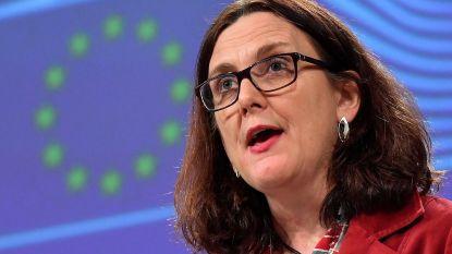 EU heeft 35 miljard euro aan Amerikaanse producten in vizier voor potentiële importheffingen