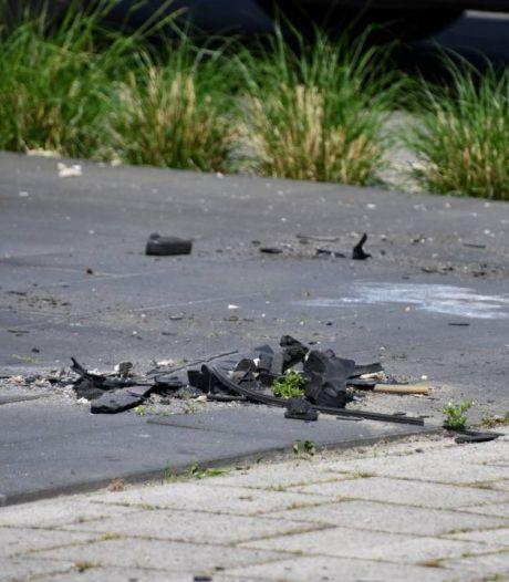 Middelburger ziet hoe bom zijn auto verwoest: 'Ik keek naar buiten en zag het lontje korter worden'