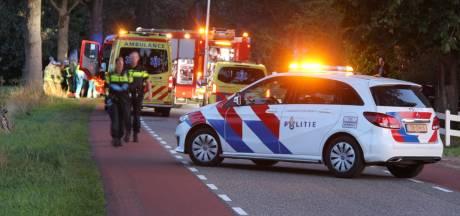 Persoon met spoed naar ziekenhuis na ernstig ongeval bij Markelo